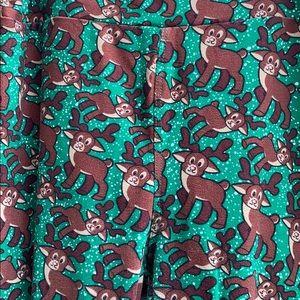 b233c83b72f5a Women Lularoe Reindeer Leggings on Poshmark